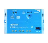 Контроллер заряда Epsolar Landstar 2024EU 20А 12/24В