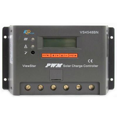 Контроллер заряда Epsolar ViewStar 4548BN 45A, 12/24/36/48V
